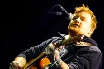 Jahrelange Straßenmusikererfahrung bringt Platz 1: Brendan Lewes