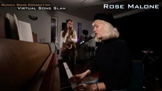 Erinnerten an den Soundtrack eines Film Noir, an verrauchte Bars und ausgefeilte Drinks: Die Sieger Rose Malone