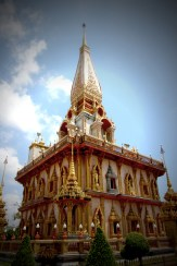 Wat Chalong 5 - images of Thailand