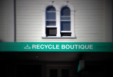 icons of Wellington Recycle Boutique