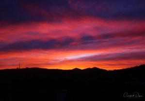Sunset untouched 2 sig