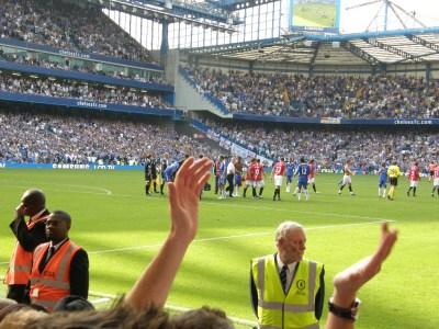 Chelsea away (2008)