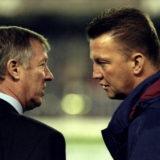 Alex Ferguson and Louis van Gaal