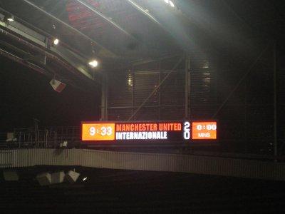 Resereportage: Inter och L********