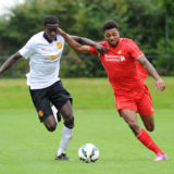Liverpool v Manchester United: Barclays U18 Premier League