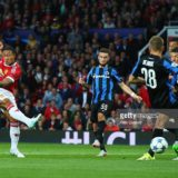 MANCHESTER, ENGLAND - AUGUST 18:  during the UEFA Champions League Qualifying Round Play Off First Leg match between Manchester United and Club Brugge at Old Trafford on August 18, 2015 in Manchester, England.  (Photo by Alex Livesey/Getty Images)