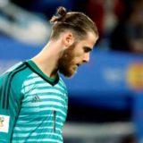 De Gea VM Spanien