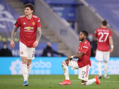 Snackisar efter Leicester City - Manchester United 3-1