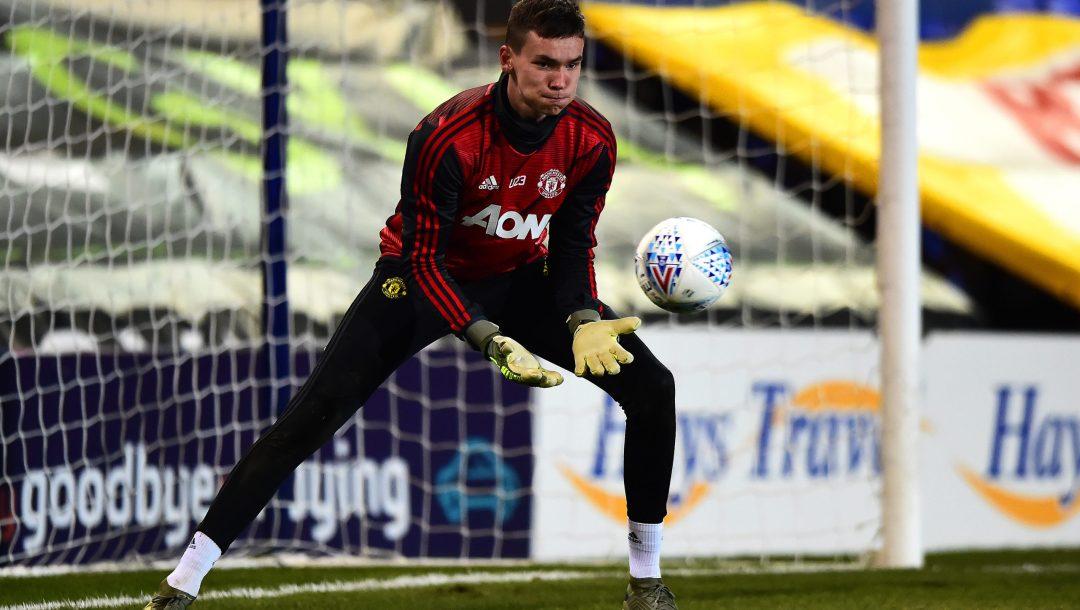 Tranmere Rovers v Manchester United U23: EFL Trophy