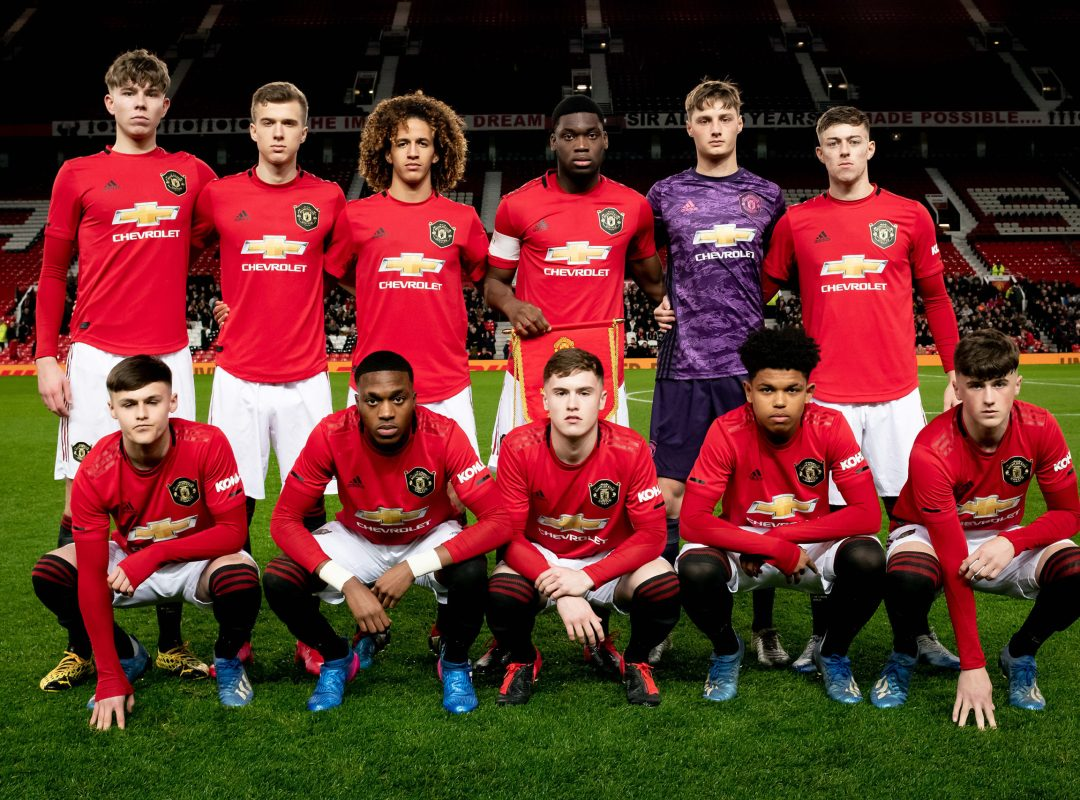 Manchester United v Wigan Athletic - FA Youth Cup: Sixth Round