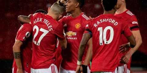 Manchester United v West Bromwich Albion - Premier League