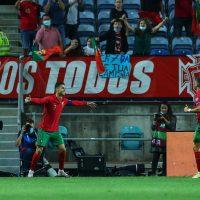 Målshow från Uniteds portugiser