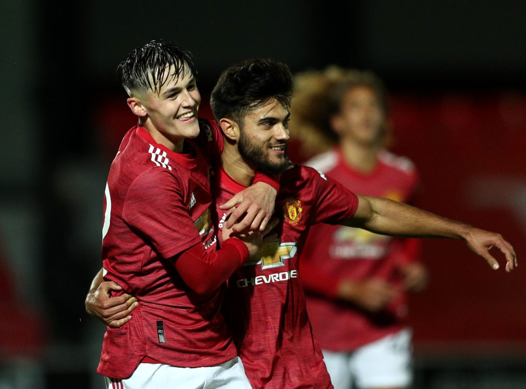 Salford v Manchester United U21 - EFL Trophy
