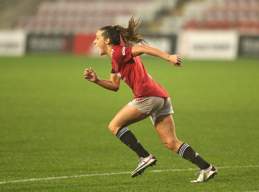 Manchester United Women v Arsenal Women - Barclays FA Women's Super League