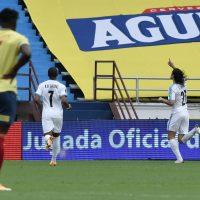 Cavani målskytt; Novembermatcherna spikade; Lottat i FA Youth Cup