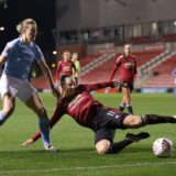 Manchester United v Manchester City - FA Women's Continental League Cup