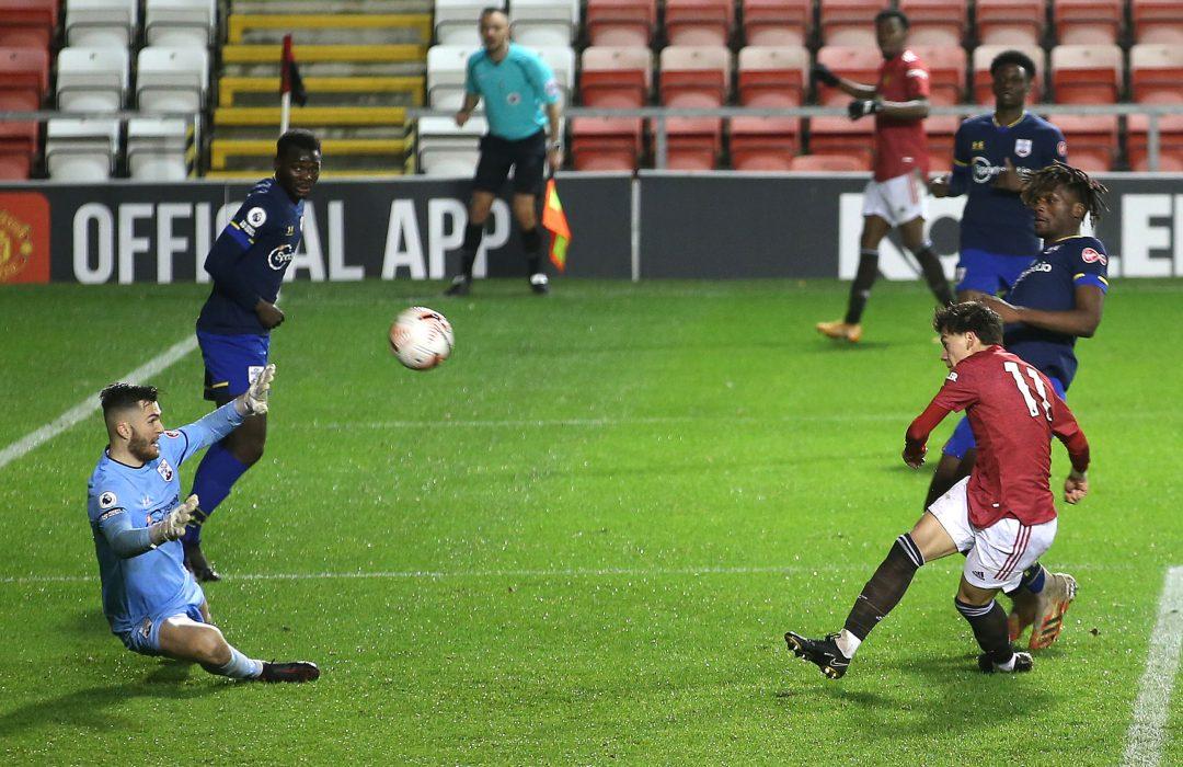 Manchester United v Southampton: Premier League 2