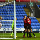 Reading Women v Manchester United Women - Barclays FA Women's Super League