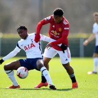 U23: Tottenham Hotspur – Manchester United 3-0