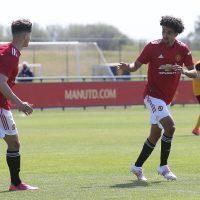 U18: Manchester United – Wolverhampton Wanderers 5-1