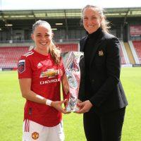 Ona Batlle säsongens spelare i Manchester Uniteds damlag