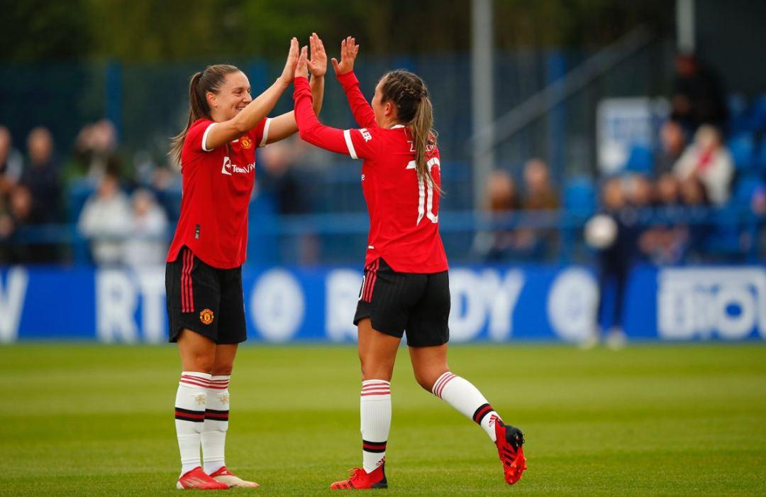 Glasgow Rangers v Manchester United Women - Pre-Season Friendly