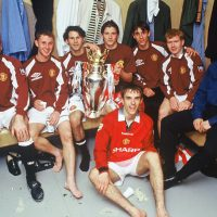 Manchester Uniteds ligatitel 1997: Cantonas sista show