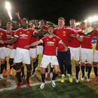 Genomgång av Manchester United U21 säsongen 2015/16