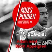 Muss-podden special: #78 Inför Granada och Burnley med Björn Appelgren