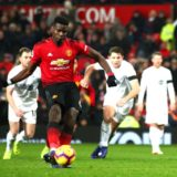Pogba Burnley