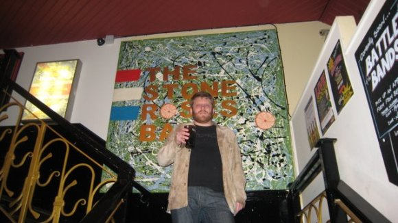 The Stone Roses Bar borde flytta till Manchester.