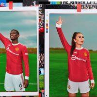 Manchester United lanserar hemmatröjan för säsongen 2021/22