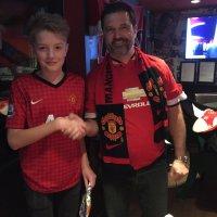 Rapport: United – Liverpool i Landskrona