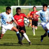 Blackburn U18s v MUFC U18s - Blackburn Academy