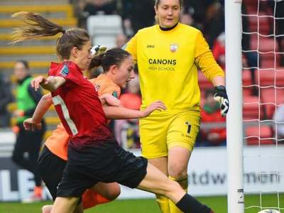 Matchrapport: Manchester United - London Bees 9-0