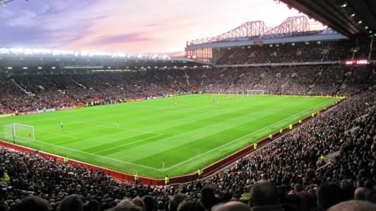 Matchdag: Manchester United - Stoke City (redaktionsresans fjärde dag)