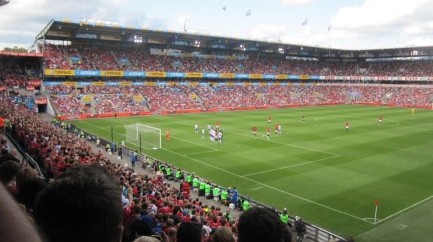 Vålerenga - Manchester United