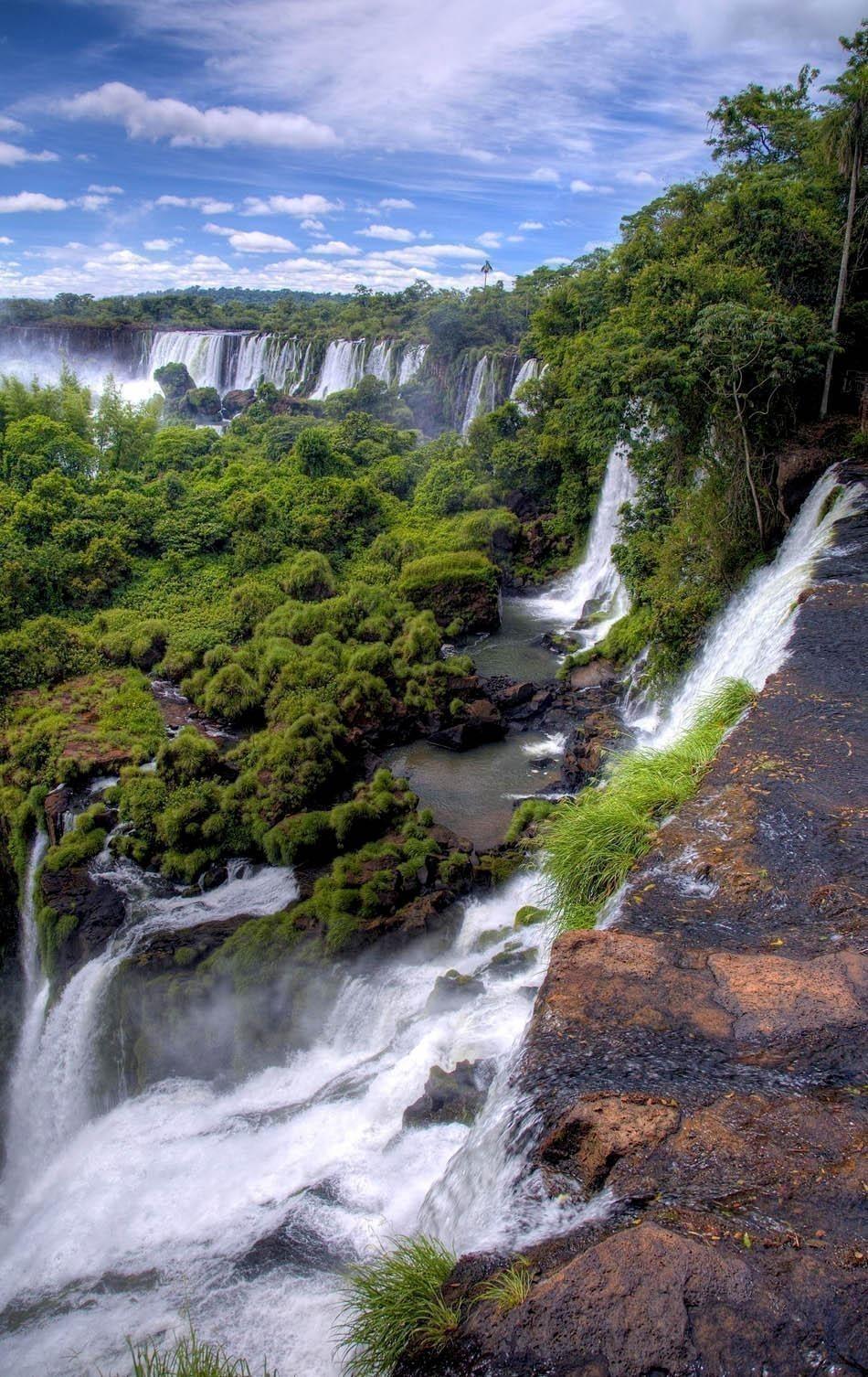 Famous Iguazu falls | Brazil Travel Guide