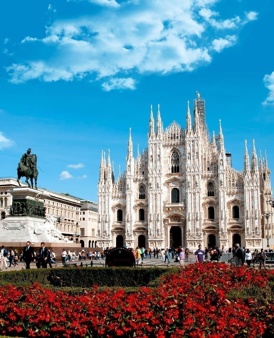 Amazing Milan's Duomo Cathedral | Italy Travel Guide