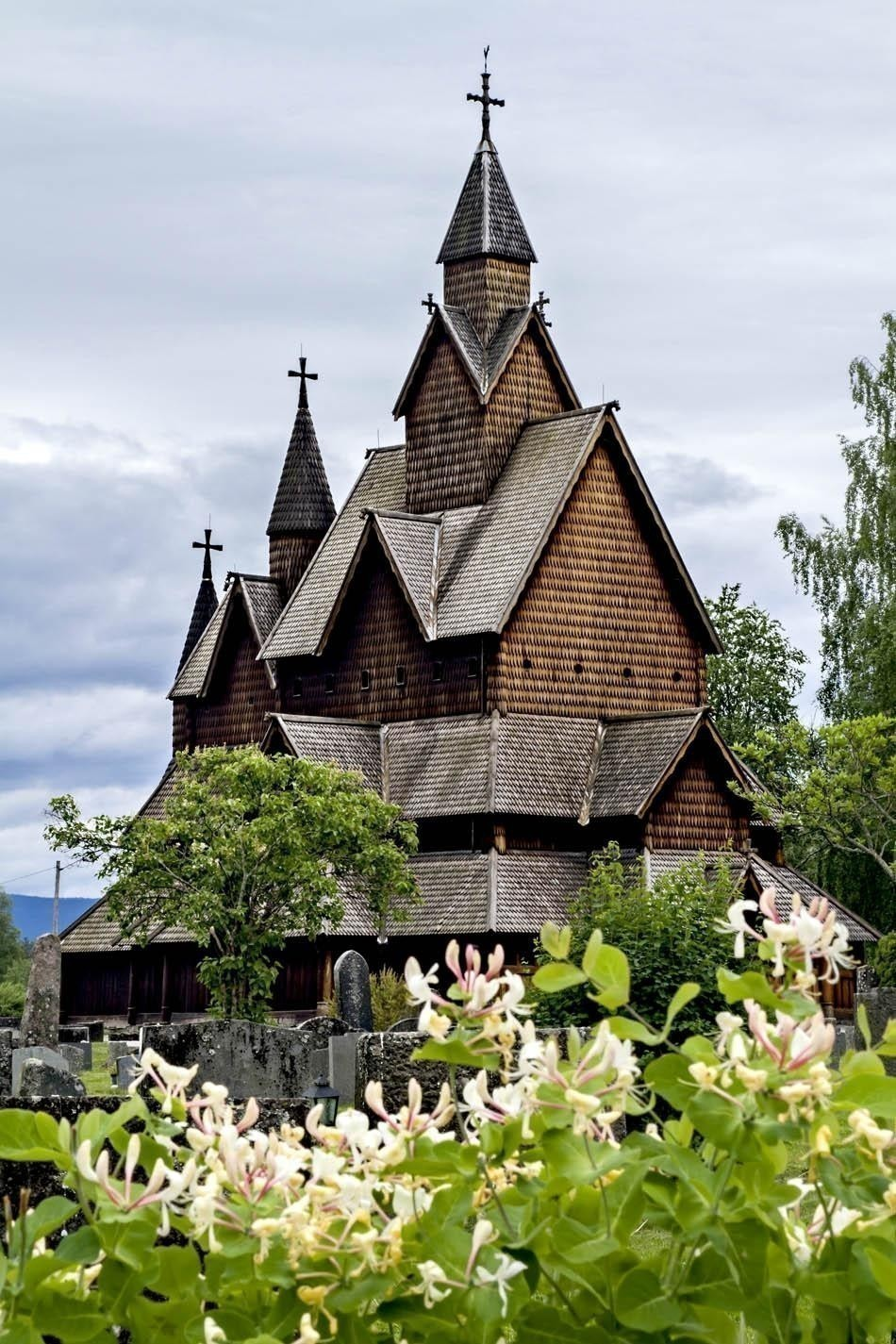 The Stave Church Heddal is around 26 meters height, the Biggest in its kind in Norway | Norway Travel Guide