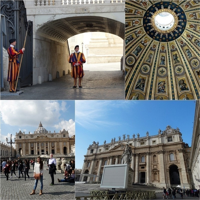 St. Peter`s Basilica, Vatican | 5 Tourist Attractions to visit in Vatican