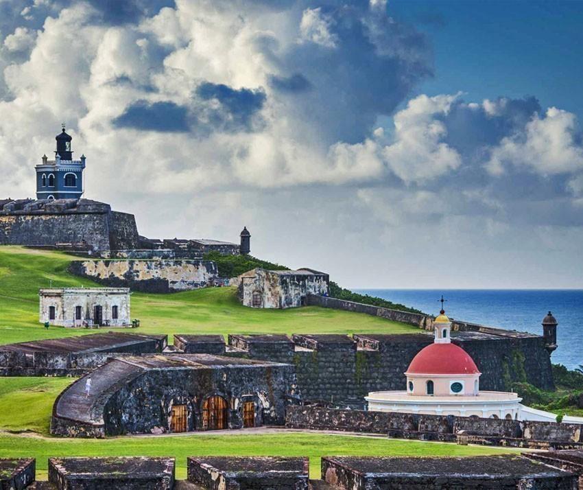 San Juan Puerto Rico historic Fort San Felipe Del Morro | Puerto Rico Travel Guide