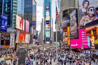 TOP 10 World-famous City Squares