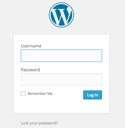 17start-a-blog-WordPress Login