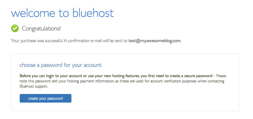 7-start-a-blog-Welcome-To-Bluehost