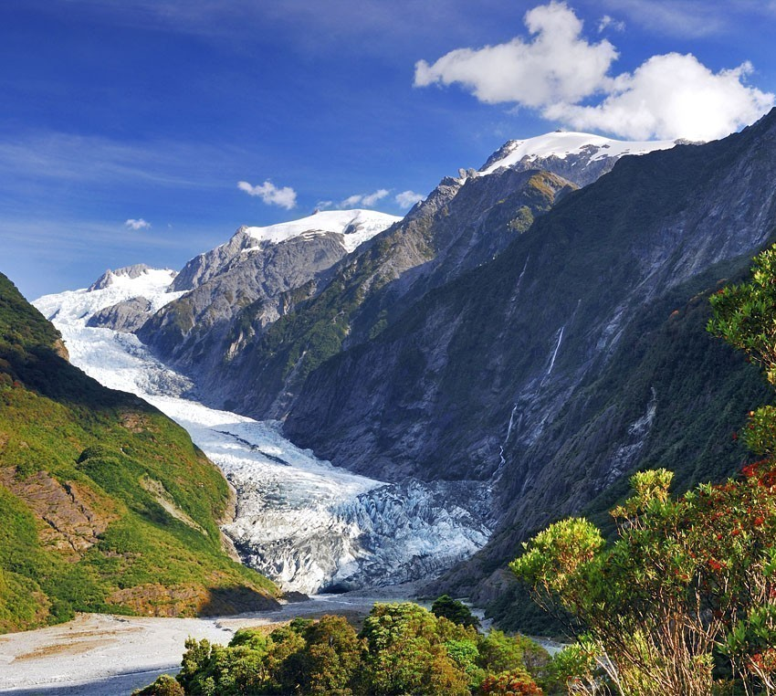 Amazing Franz Josef Glacier | 7 Awesome Things to Do in New Zealand