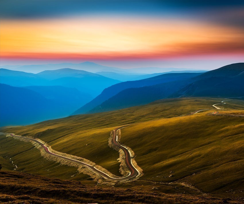 Transalpina is one of the highest roads passing the Carpathians in Romania | 5 Reasons Why Romania is the Country Every Traveler Needs to Visit