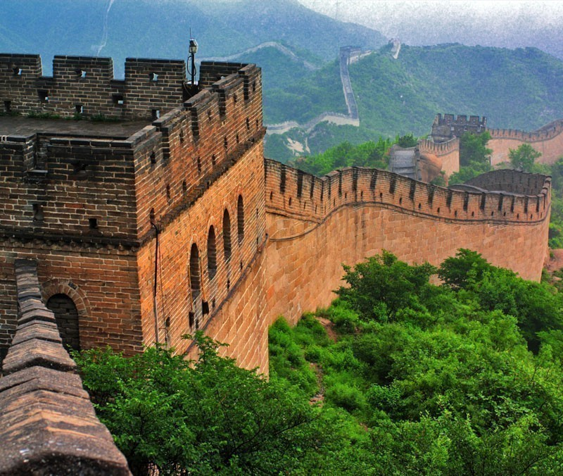 The Great Wall of China | 10 Wonders Of The World You Have To Visit