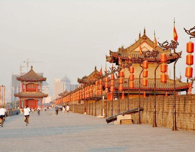 One of the oldest cities in China, Xi'an was once known as Chang'an | Top 10 Most Beautiful Walled Cities in the World You Must Visit