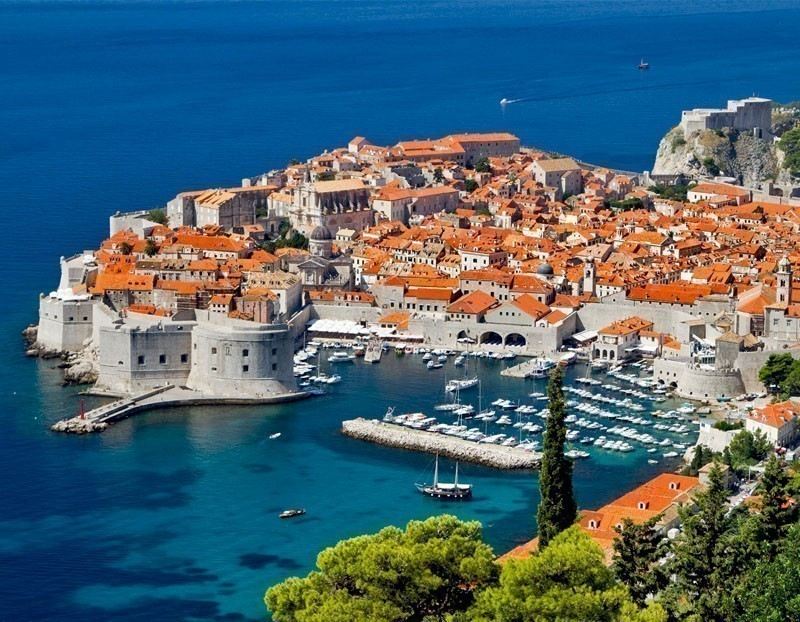 The Old Town of Dubrovnik, Croatia | Top 10 Most Beautiful Walled Cities in the World You Must Visit